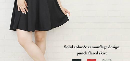 綺麗めスカート